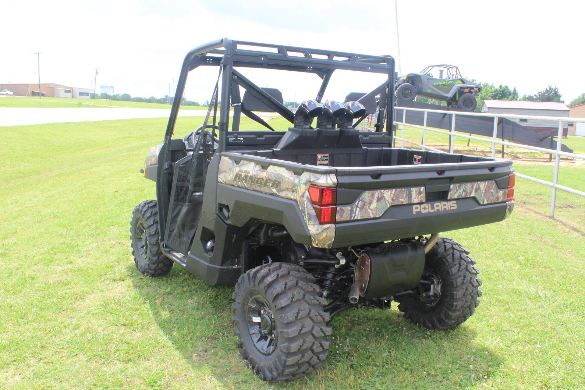 2019 Polaris Ranger XP 1000 EPS Back Country Limited Edition in Ada, Oklahoma - Photo 4