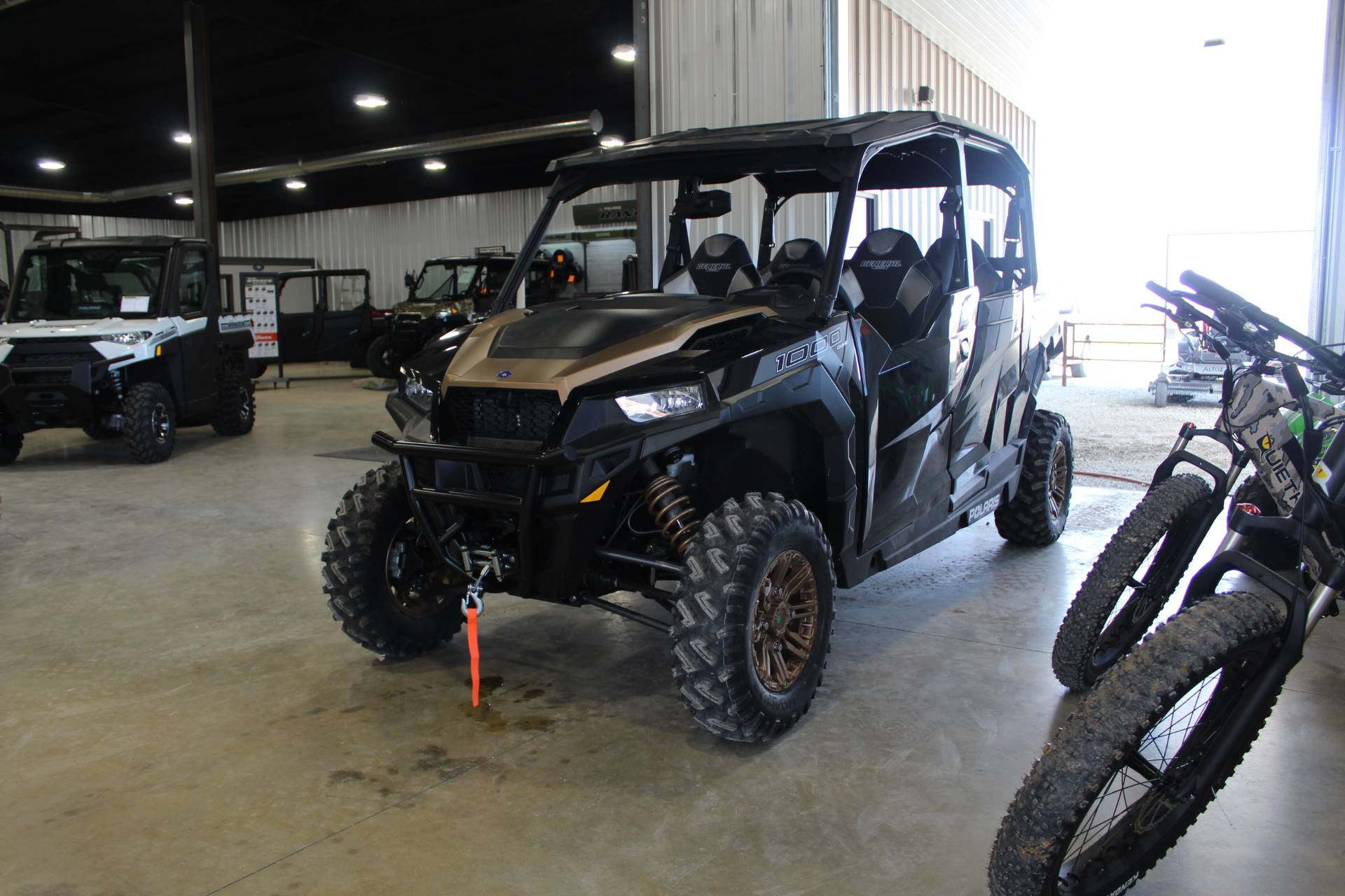 2019 Polaris General 4 1000 EPS Ride Command Edition in Ada, Oklahoma - Photo 1