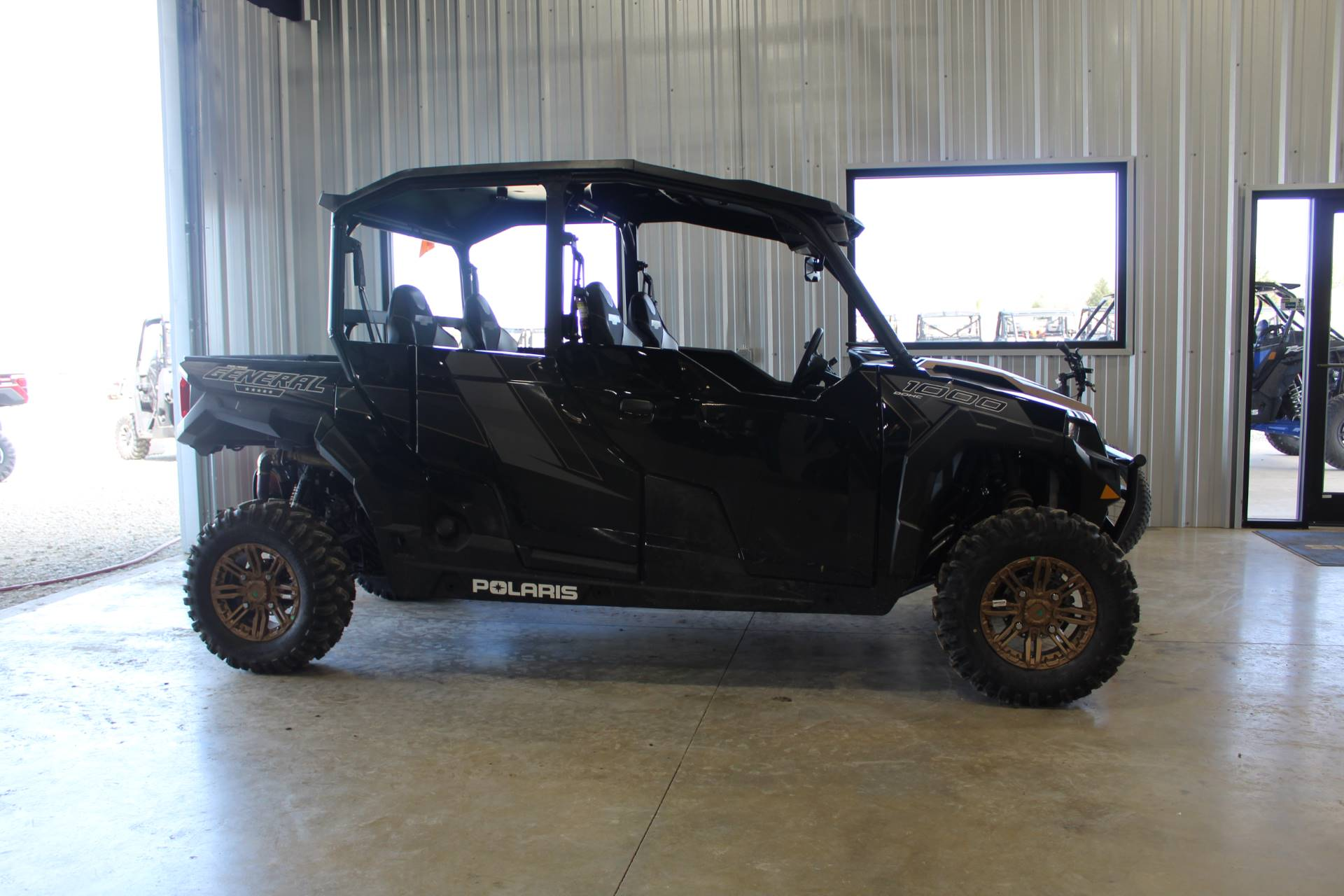 2019 Polaris General 4 1000 EPS Ride Command Edition in Ada, Oklahoma - Photo 2