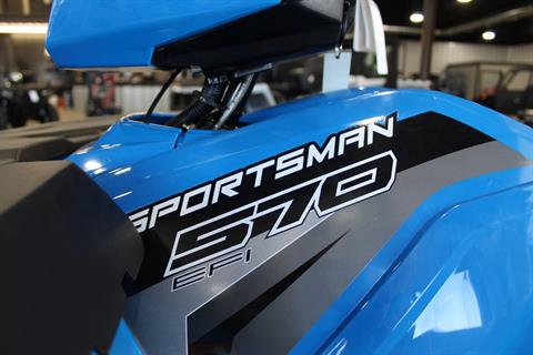 2019 Polaris Sportsman Touring 570 EPS in Ada, Oklahoma - Photo 4
