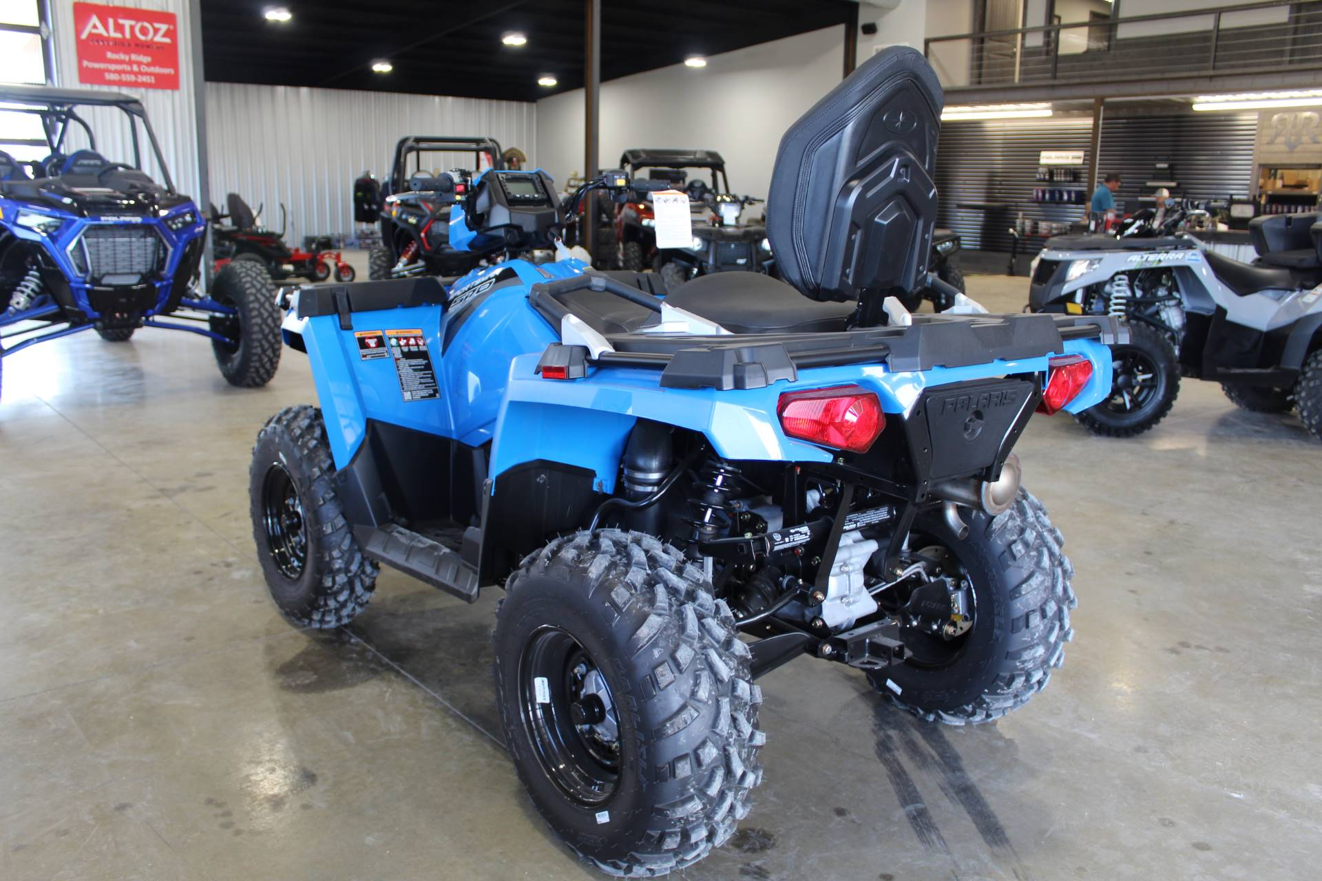 2019 Polaris Sportsman Touring 570 EPS in Ada, Oklahoma - Photo 6