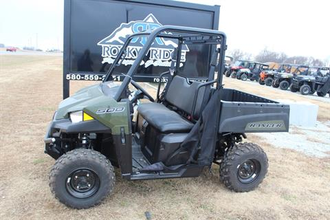 2020 Polaris Ranger 500 in Ada, Oklahoma - Photo 6