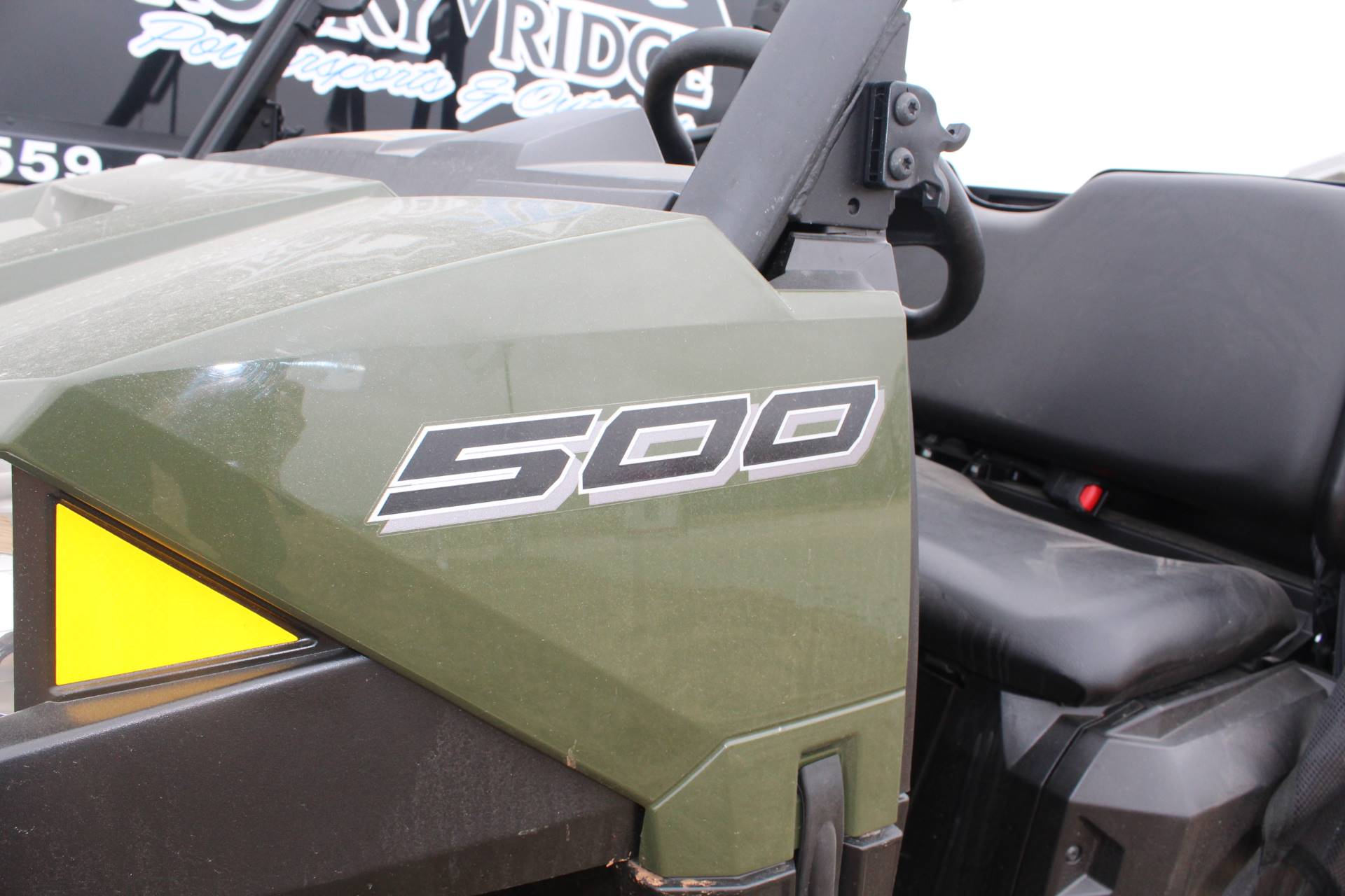 2020 Polaris Ranger 500 in Ada, Oklahoma - Photo 7