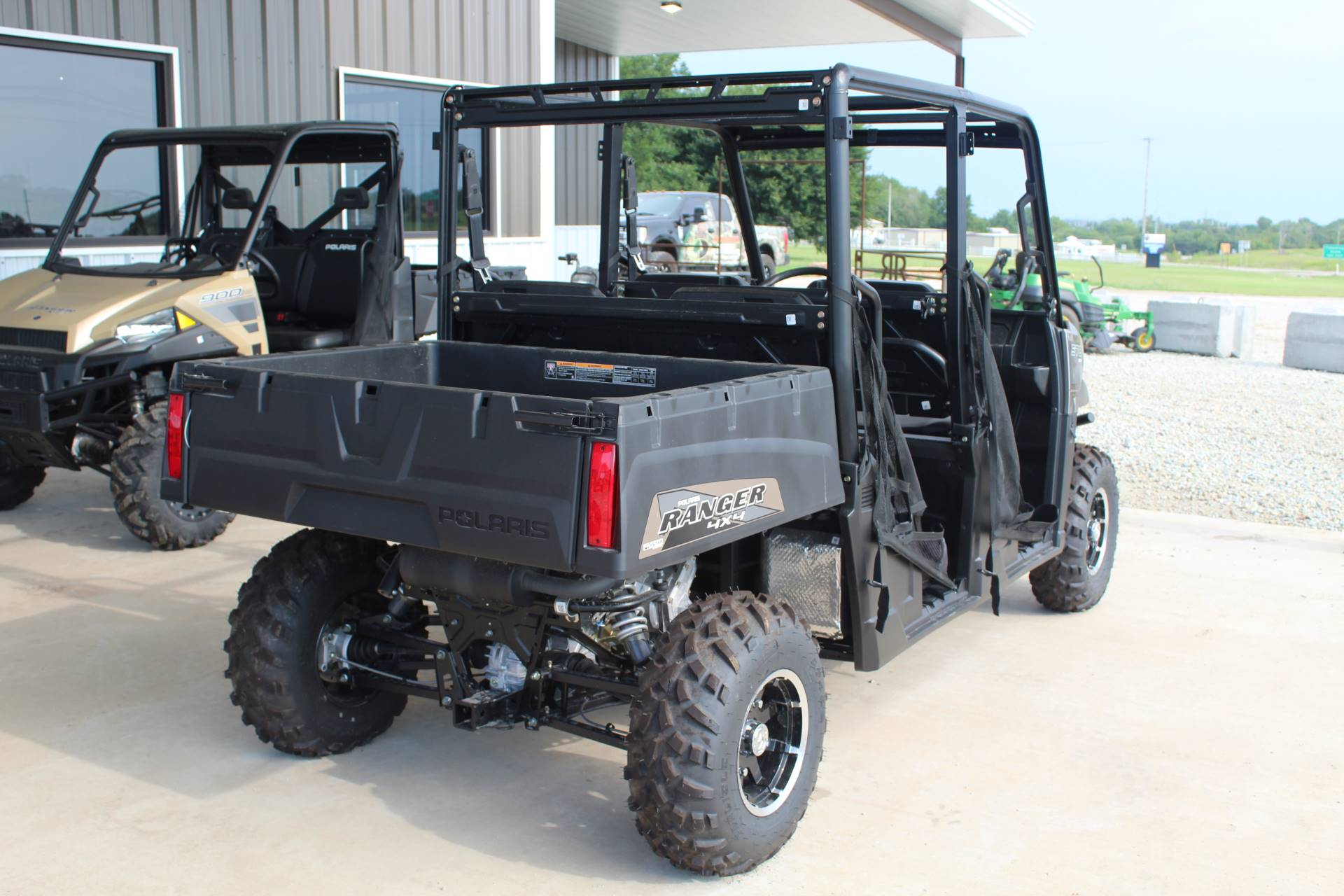 2019 Polaris Ranger Crew 570-4 EPS in Ada, Oklahoma - Photo 4