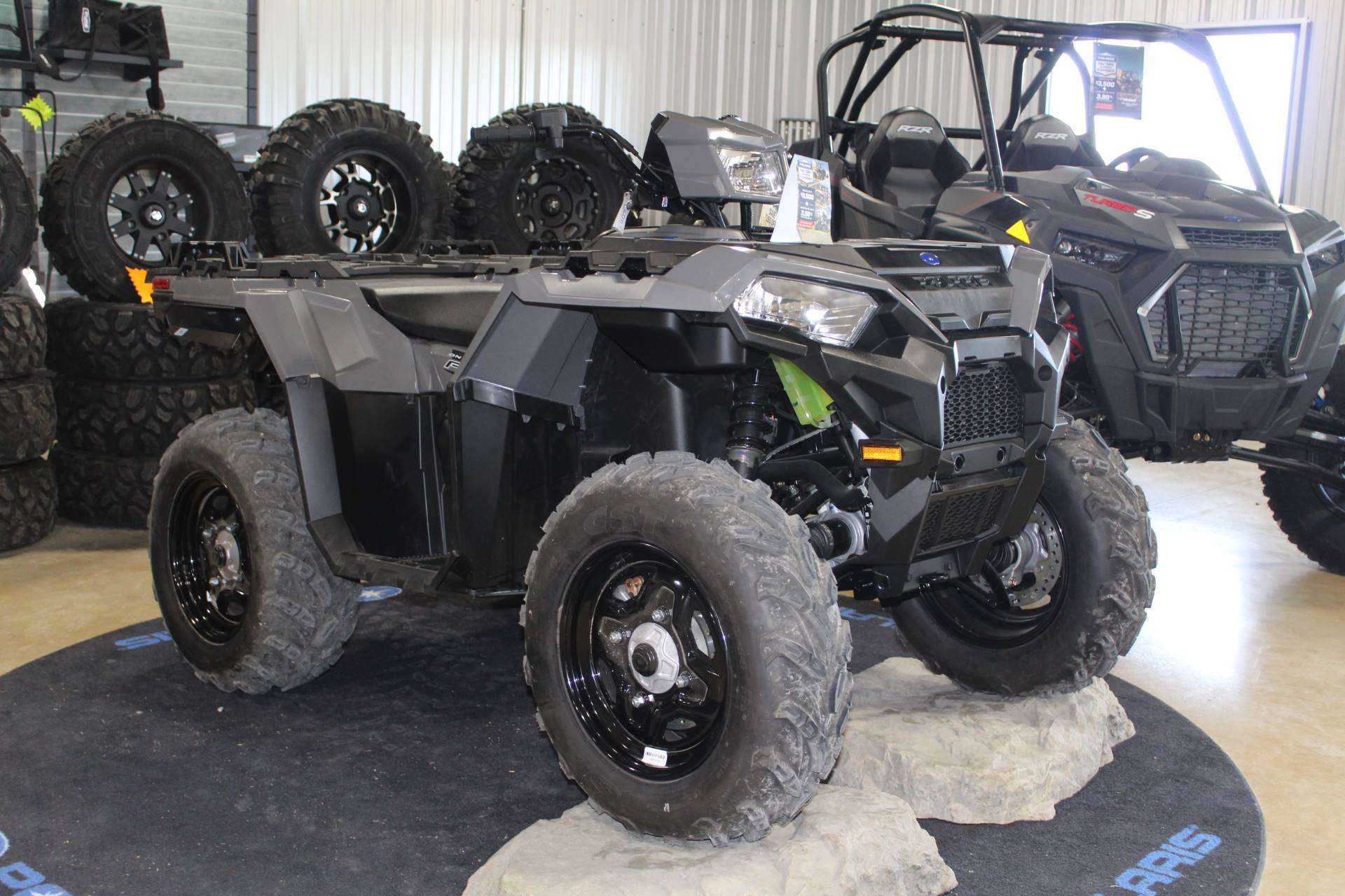 2019 Polaris Sportsman 850 in Ada, Oklahoma - Photo 1