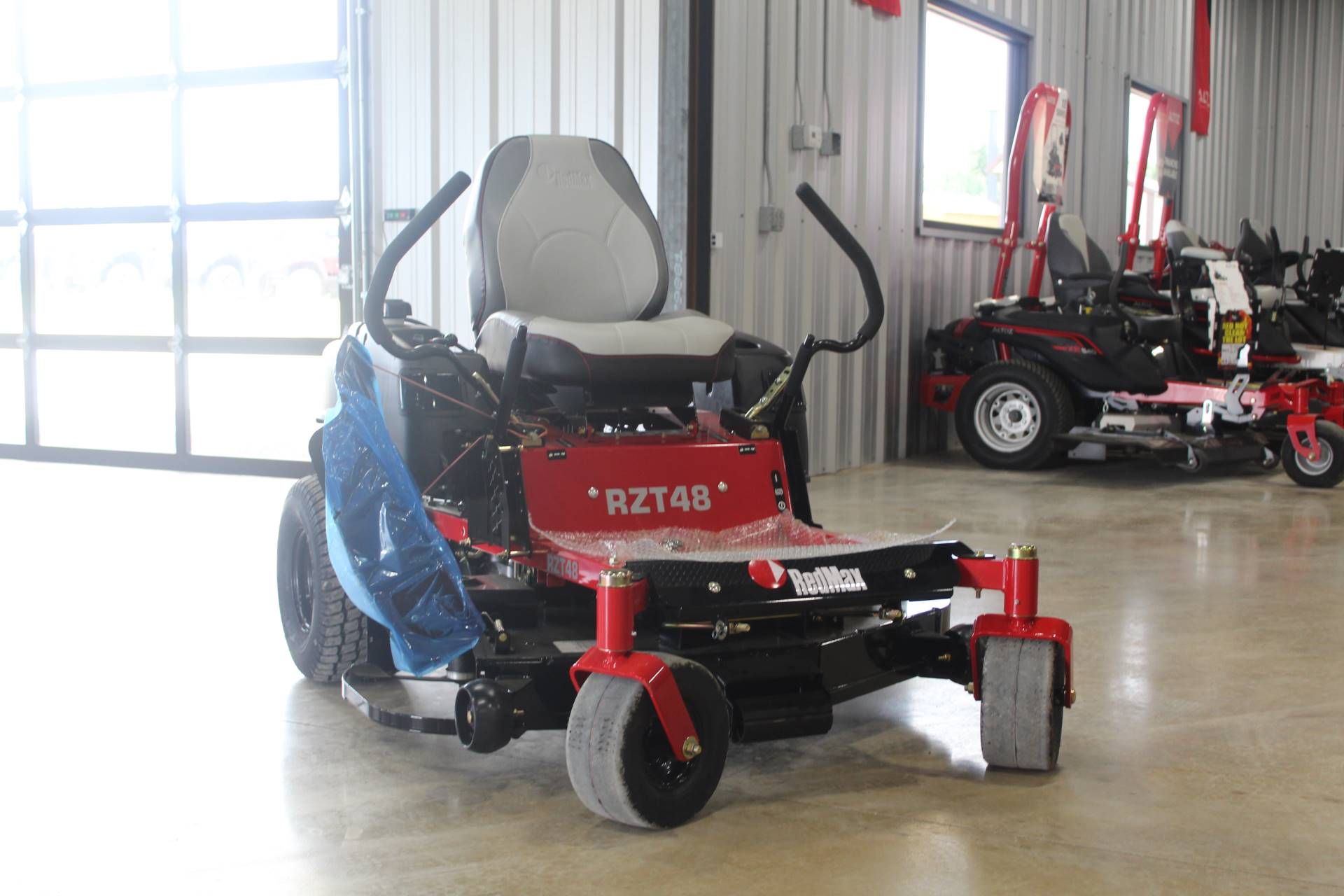 2019 RedMax RZT48 Zero Turn Mowers in Ada, Oklahoma - Photo 1