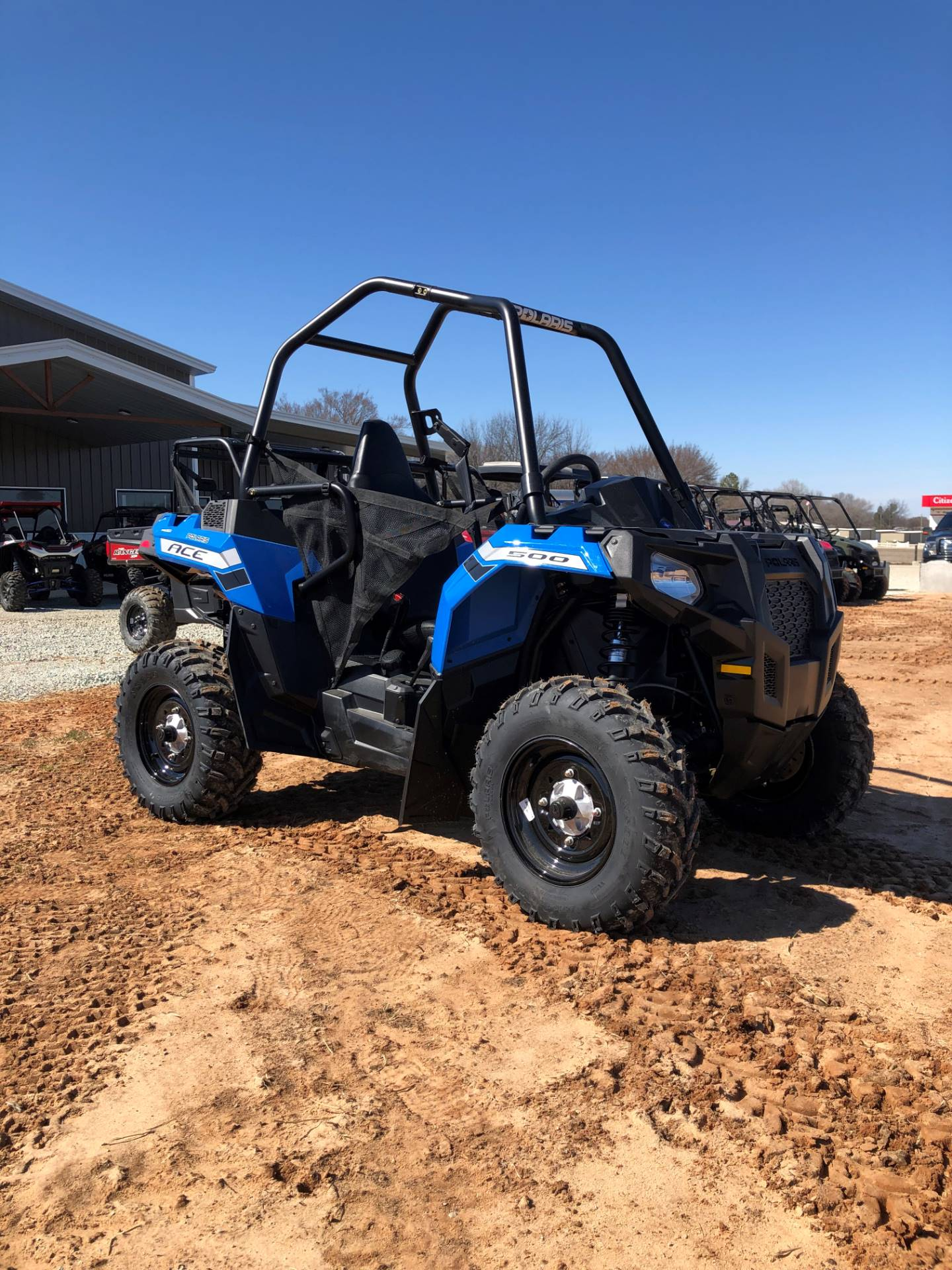 2019 Polaris Ace 500 in Ada, Oklahoma - Photo 1