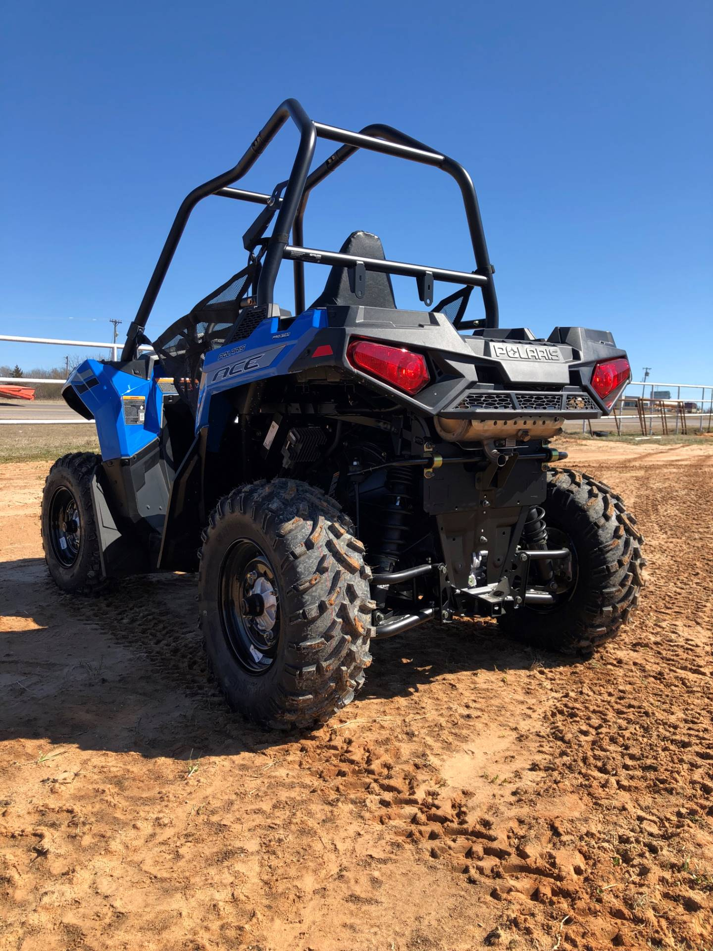2019 Polaris Ace 500 in Ada, Oklahoma - Photo 4