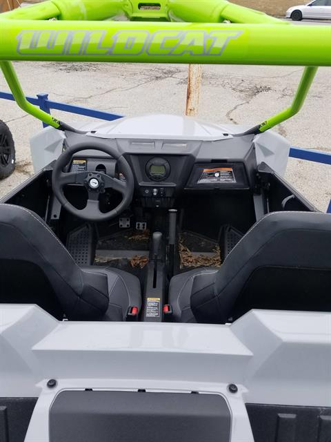2017 Arctic Cat Wildcat Sport Limited EPS in Ada, Oklahoma