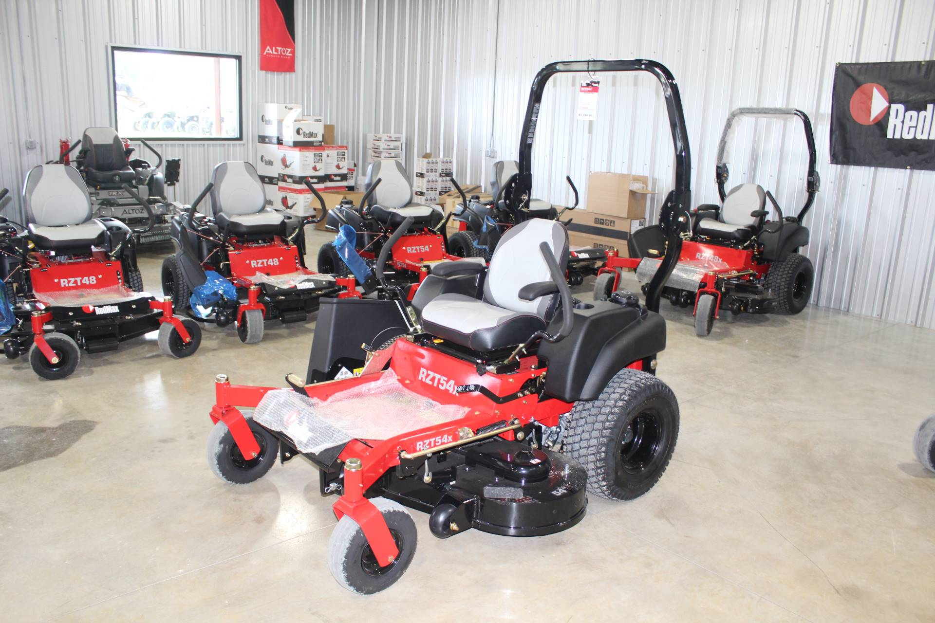 2019 RedMax RZT54x 54 in. Kawasaki FR730V 726 cc in Ada, Oklahoma - Photo 2