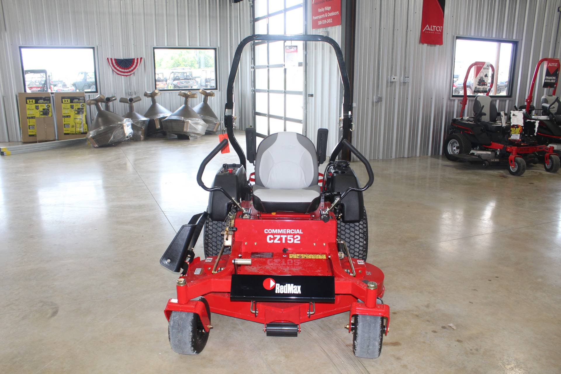 2019 RedMax CZT52 Zero Turn Mowers in Ada, Oklahoma - Photo 2