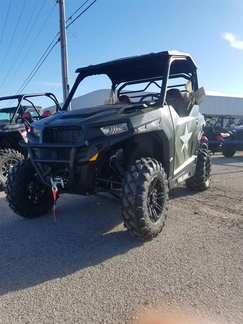 2018 Polaris General 1000 EPS LE in Ada, Oklahoma