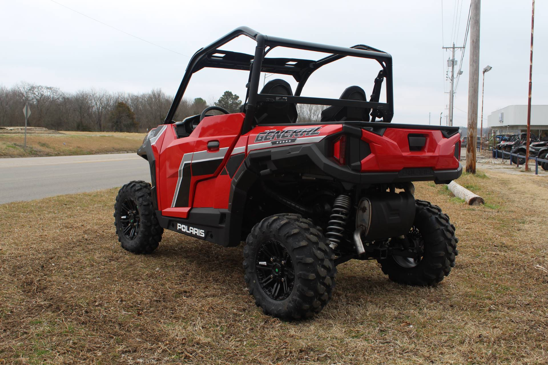 2019 Polaris General 1000 EPS Premium in Ada, Oklahoma
