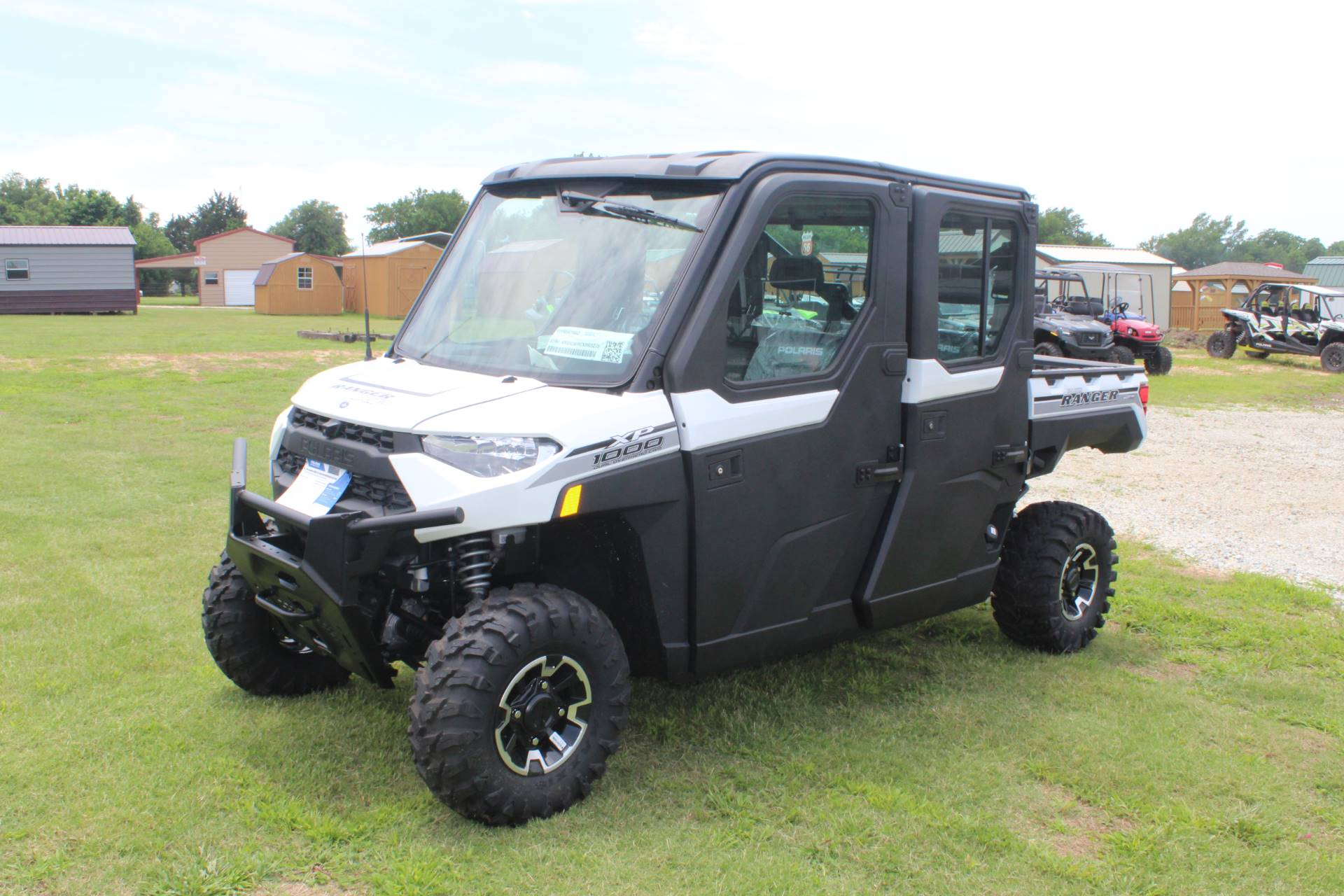 2019 Polaris RANGER CREW XP 1000 EPS NorthStar Edition Ride Command in Ada, Oklahoma - Photo 1