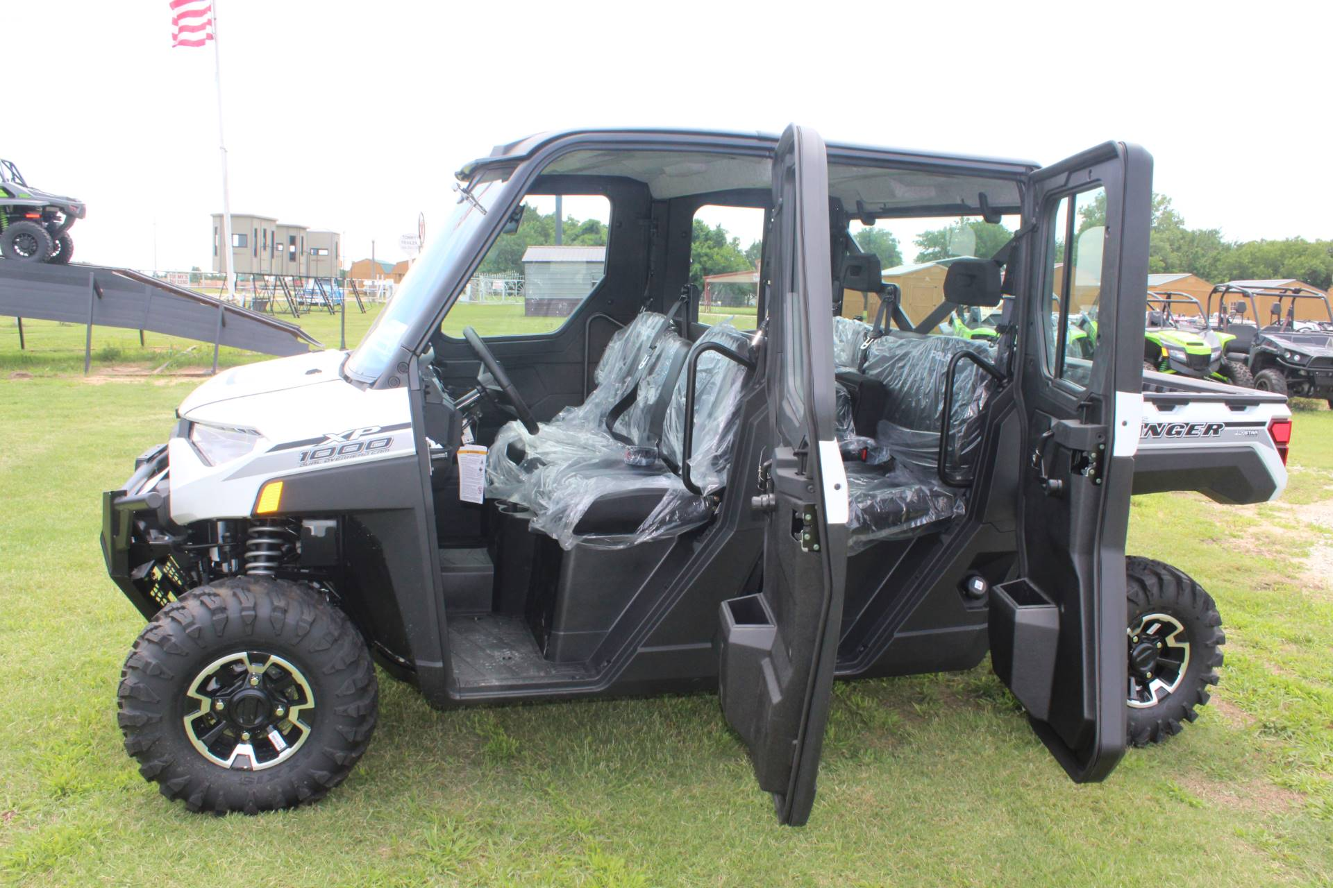2019 Polaris RANGER CREW XP 1000 EPS NorthStar Edition Ride Command in Ada, Oklahoma - Photo 5