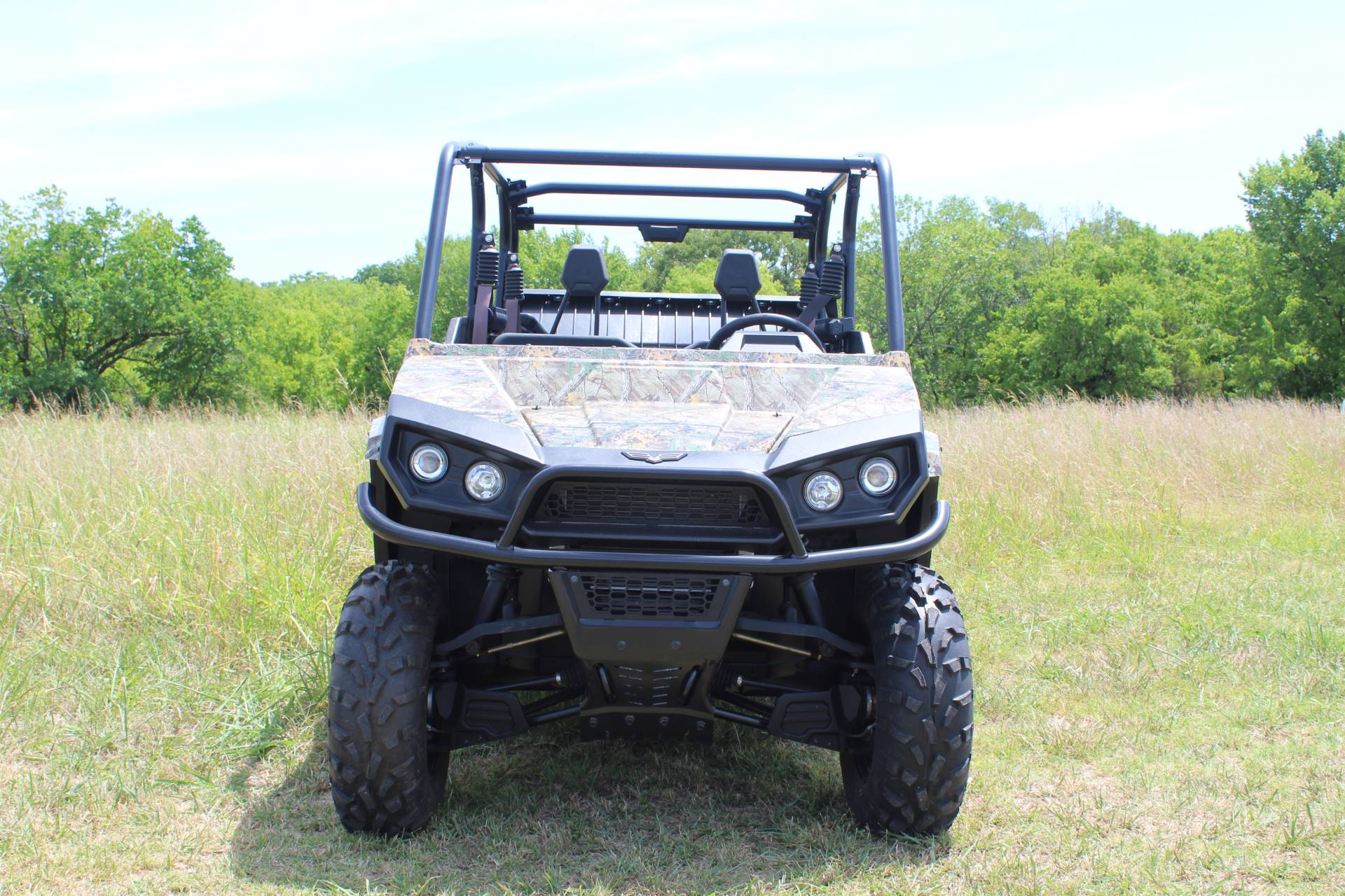 2017 Bad Boy Off Road Stampede XTR EPS in Ada, Oklahoma