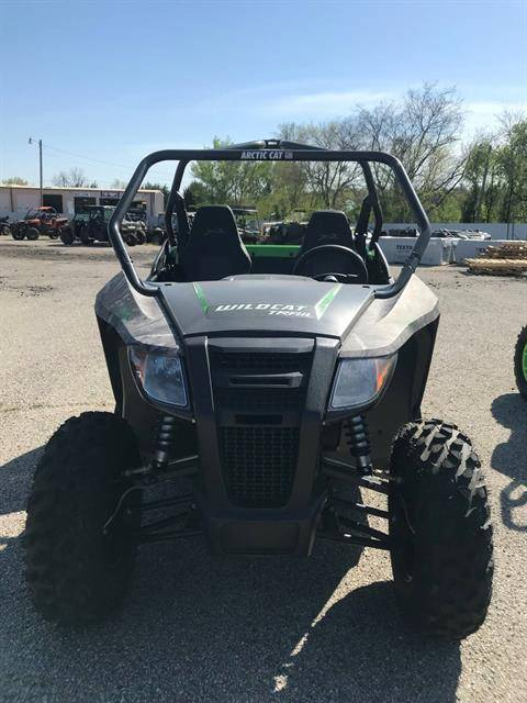2017 Arctic Cat Wildcat Trail XT EPS in Ada, Oklahoma