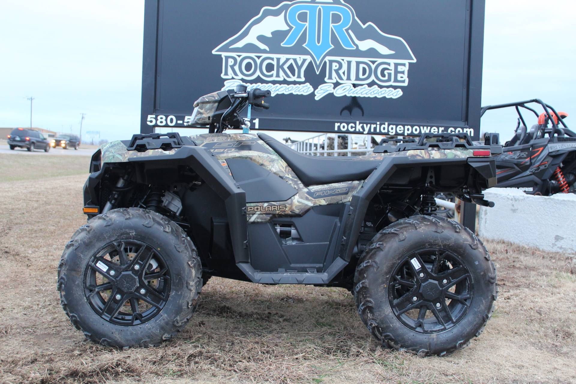 2019 Polaris Sportsman 850 SP in Ada, Oklahoma - Photo 1