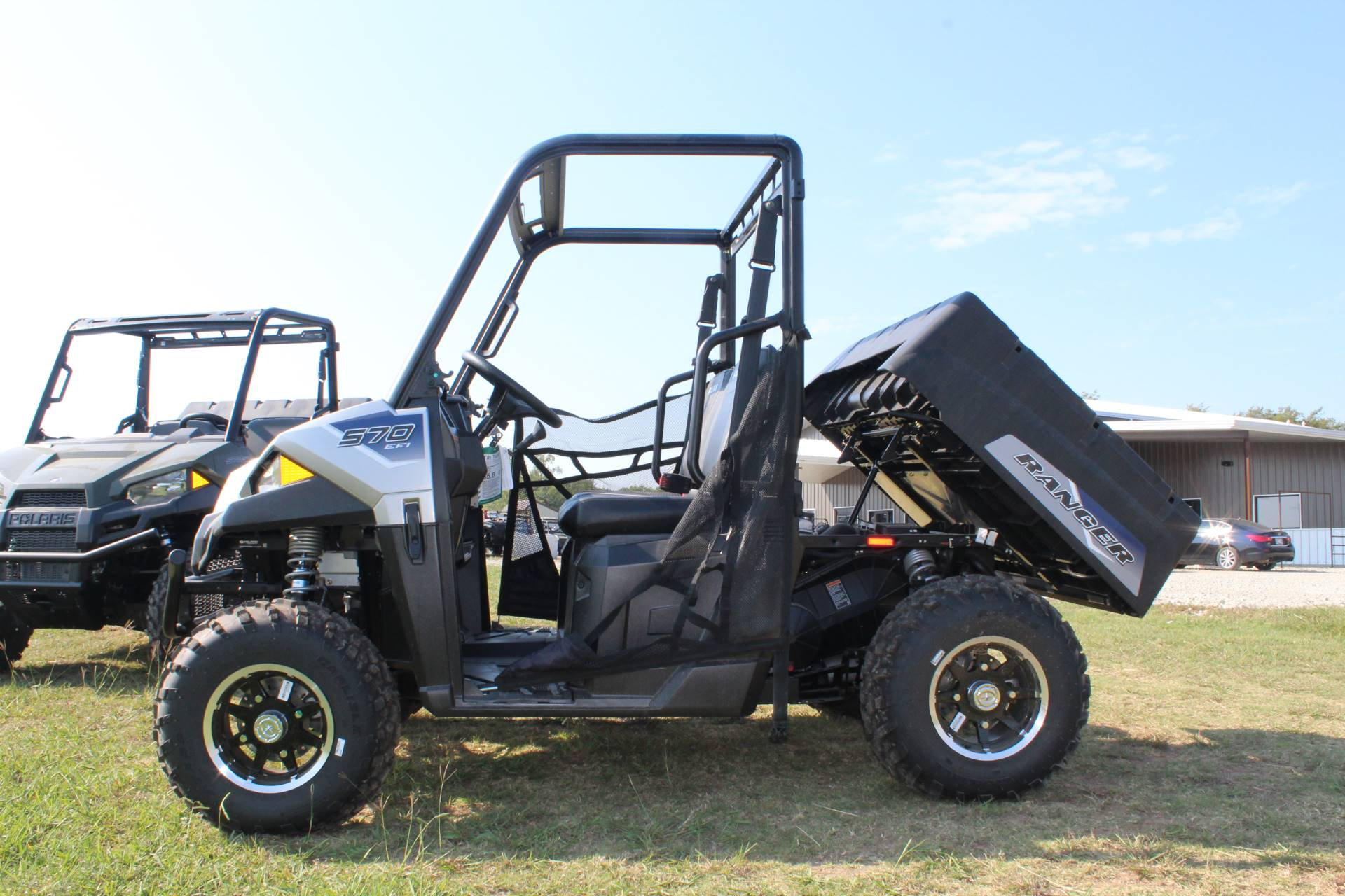 2020 Polaris Ranger 570 EPS in Ada, Oklahoma - Photo 2