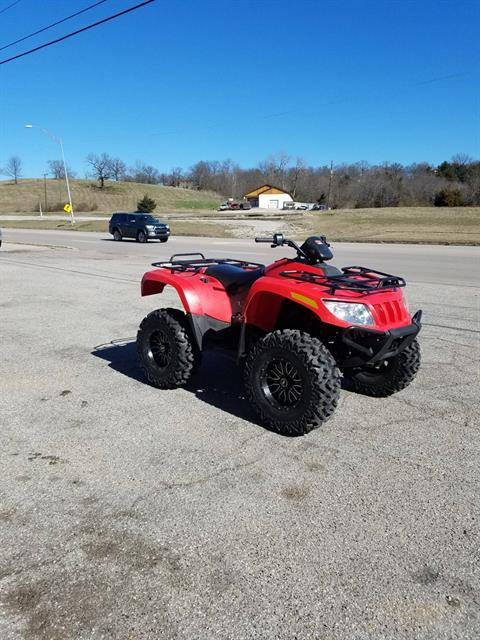 2014 Arctic Cat 700 in Ada, Oklahoma