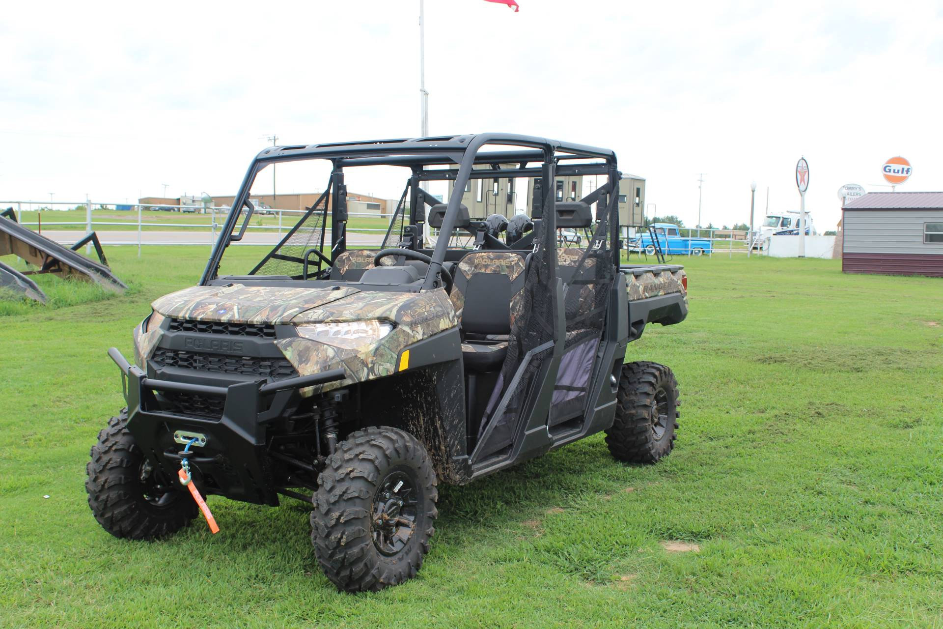 2019 Polaris Ranger Crew XP 1000 EPS Back Country Limited Edition in Ada, Oklahoma - Photo 1