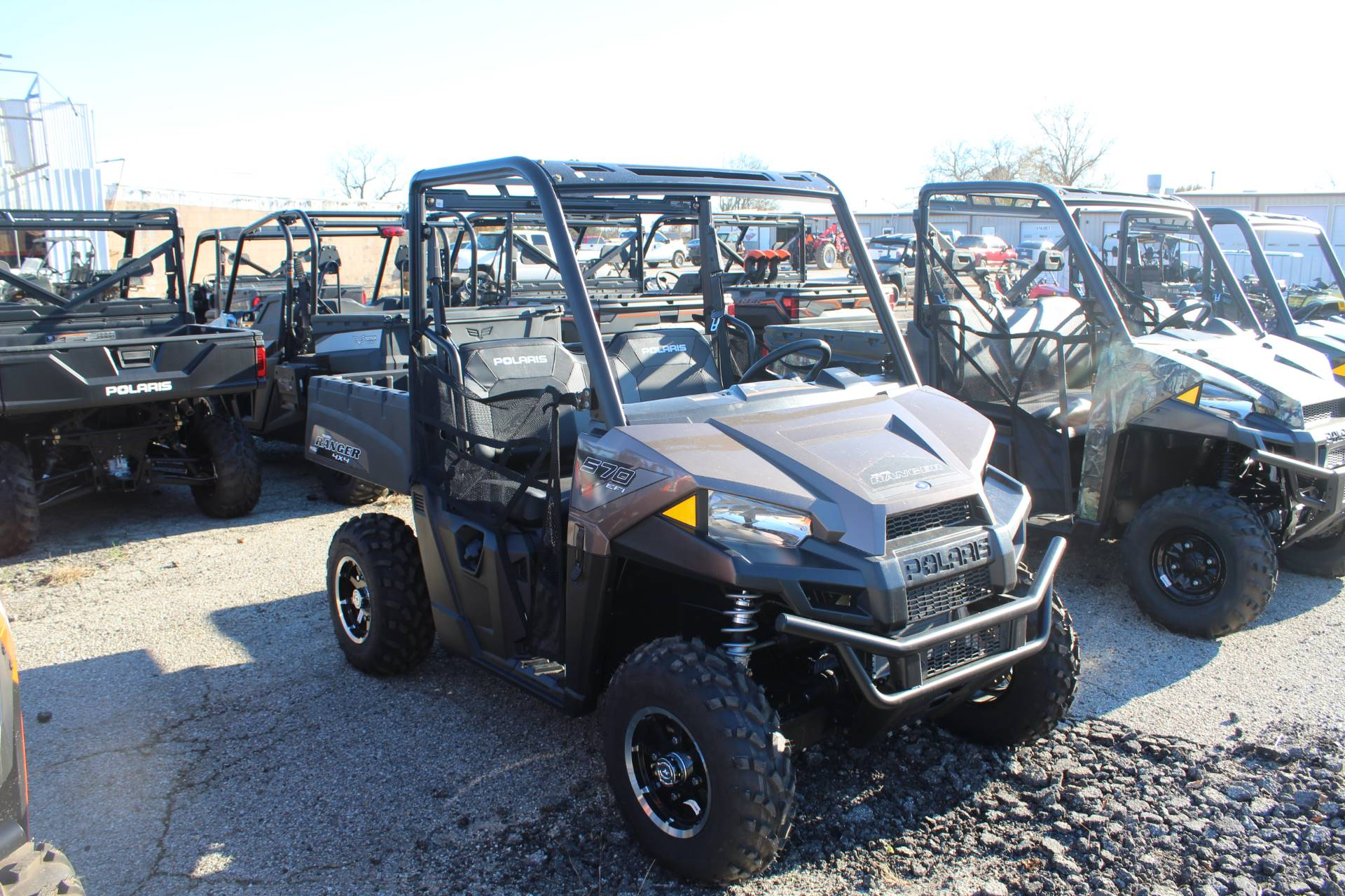 2019 Polaris Ranger 570 EPS in Ada, Oklahoma - Photo 2