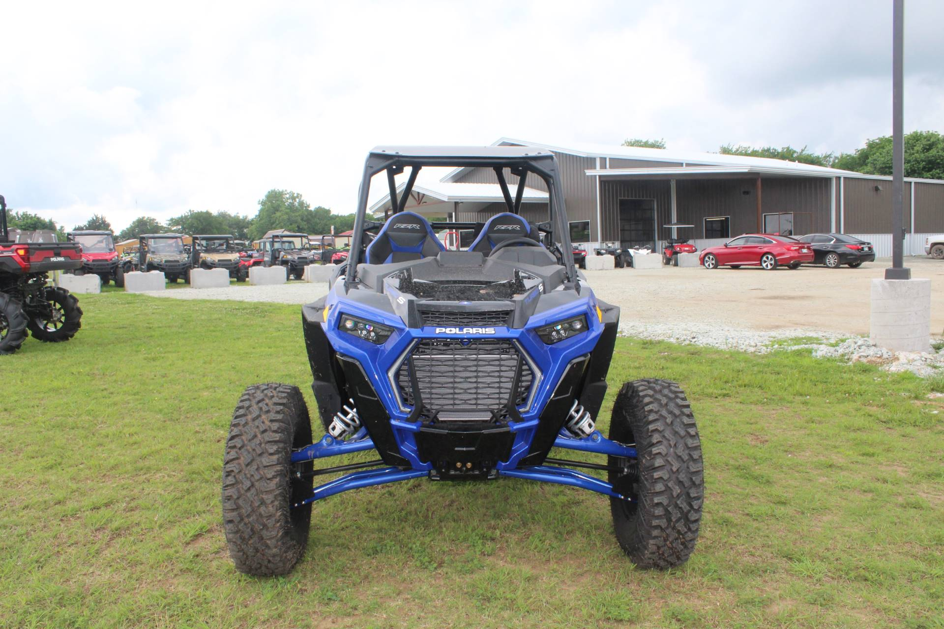 2019 Polaris RZR XP Turbo S in Ada, Oklahoma - Photo 1