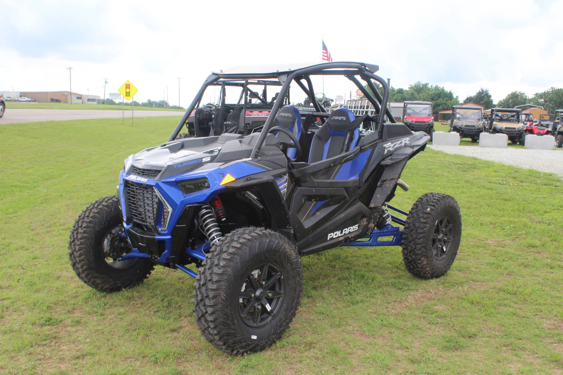 2019 Polaris RZR XP Turbo S in Ada, Oklahoma - Photo 2