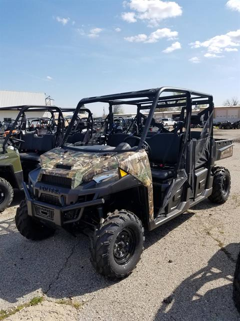 2018 Polaris Ranger Crew XP 1000 EPS in Ada, Oklahoma
