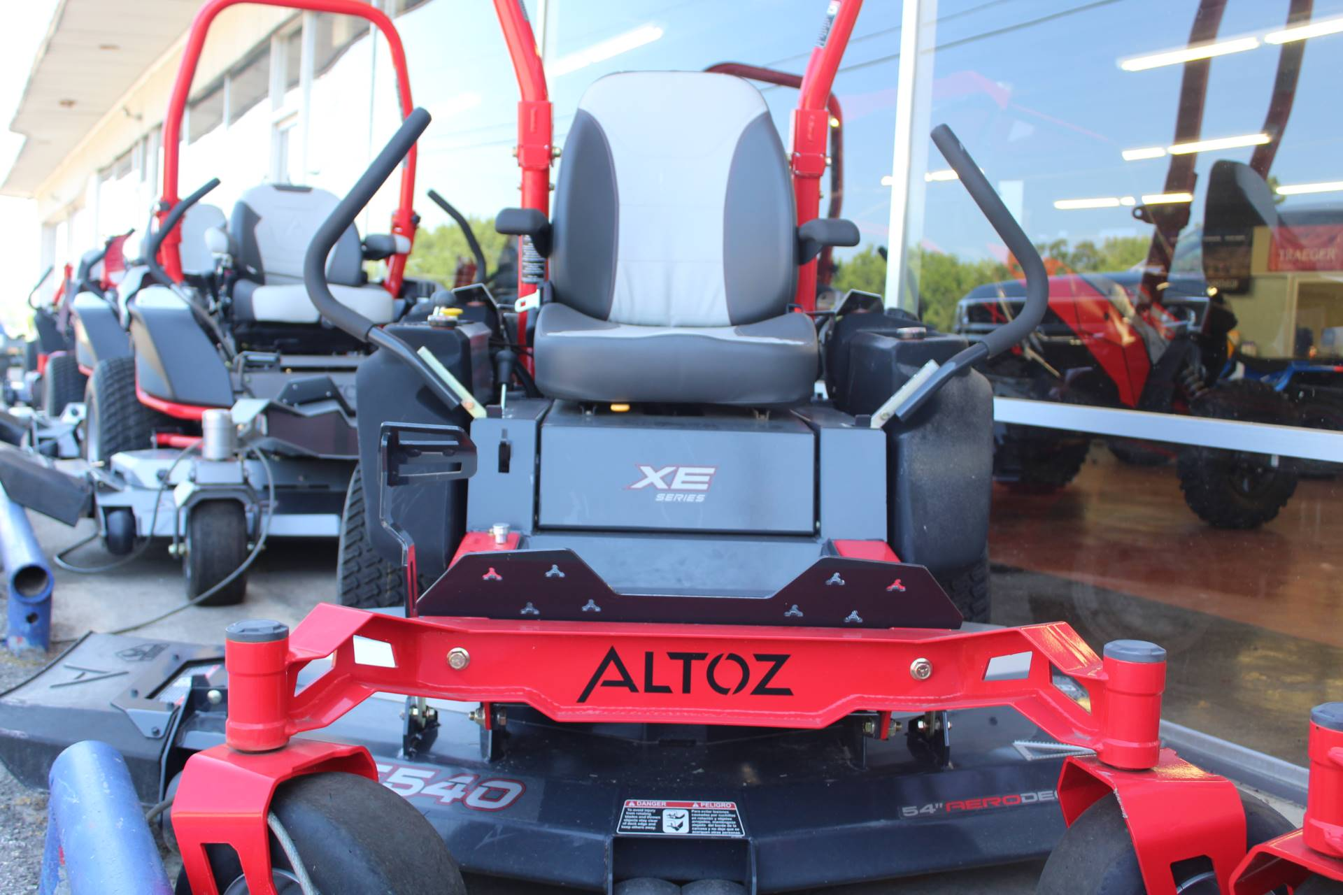 2017 ALTOZ XE 540 in Ada, Oklahoma - Photo 4