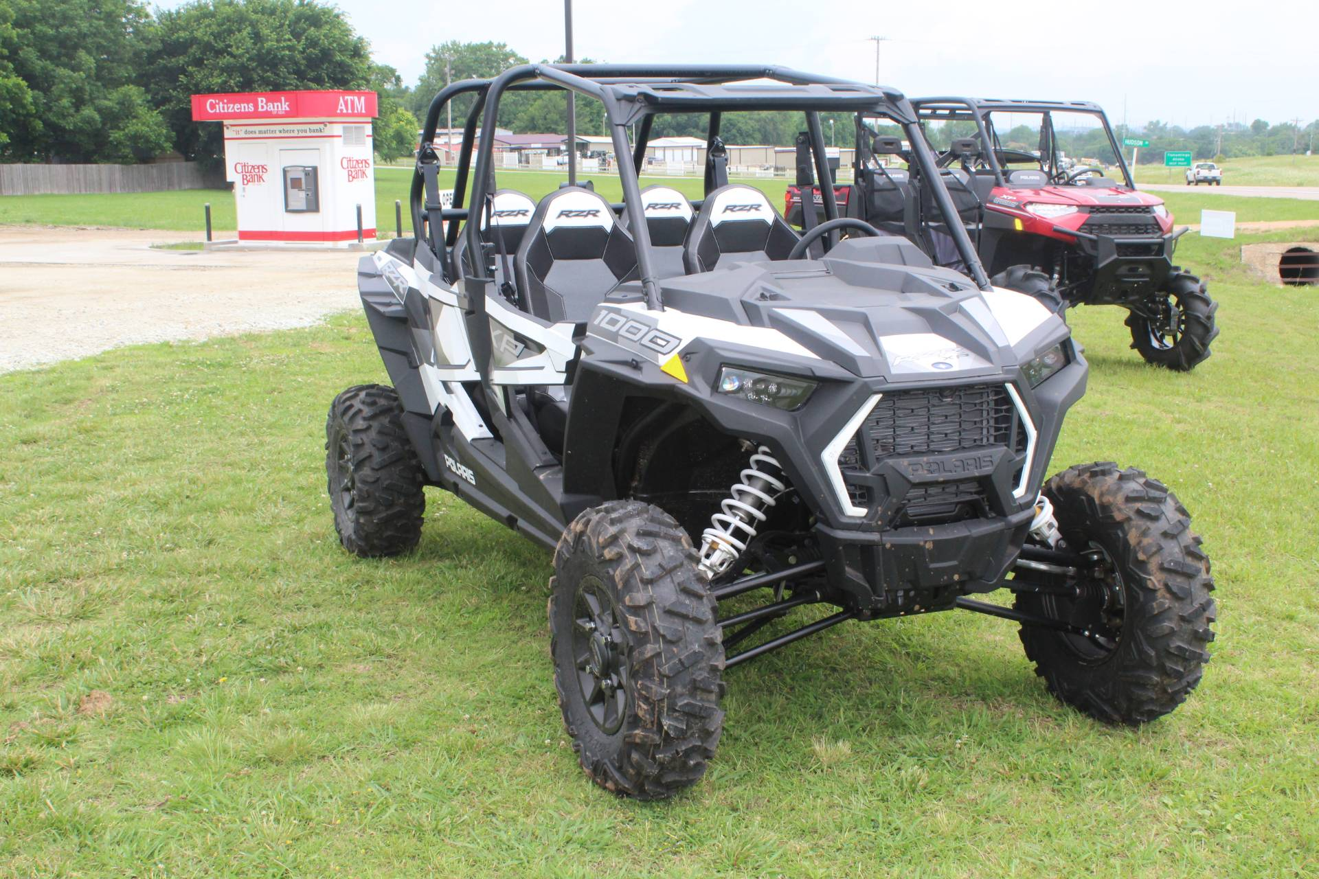 2019 Polaris RZR XP 4 1000 EPS in Ada, Oklahoma - Photo 1