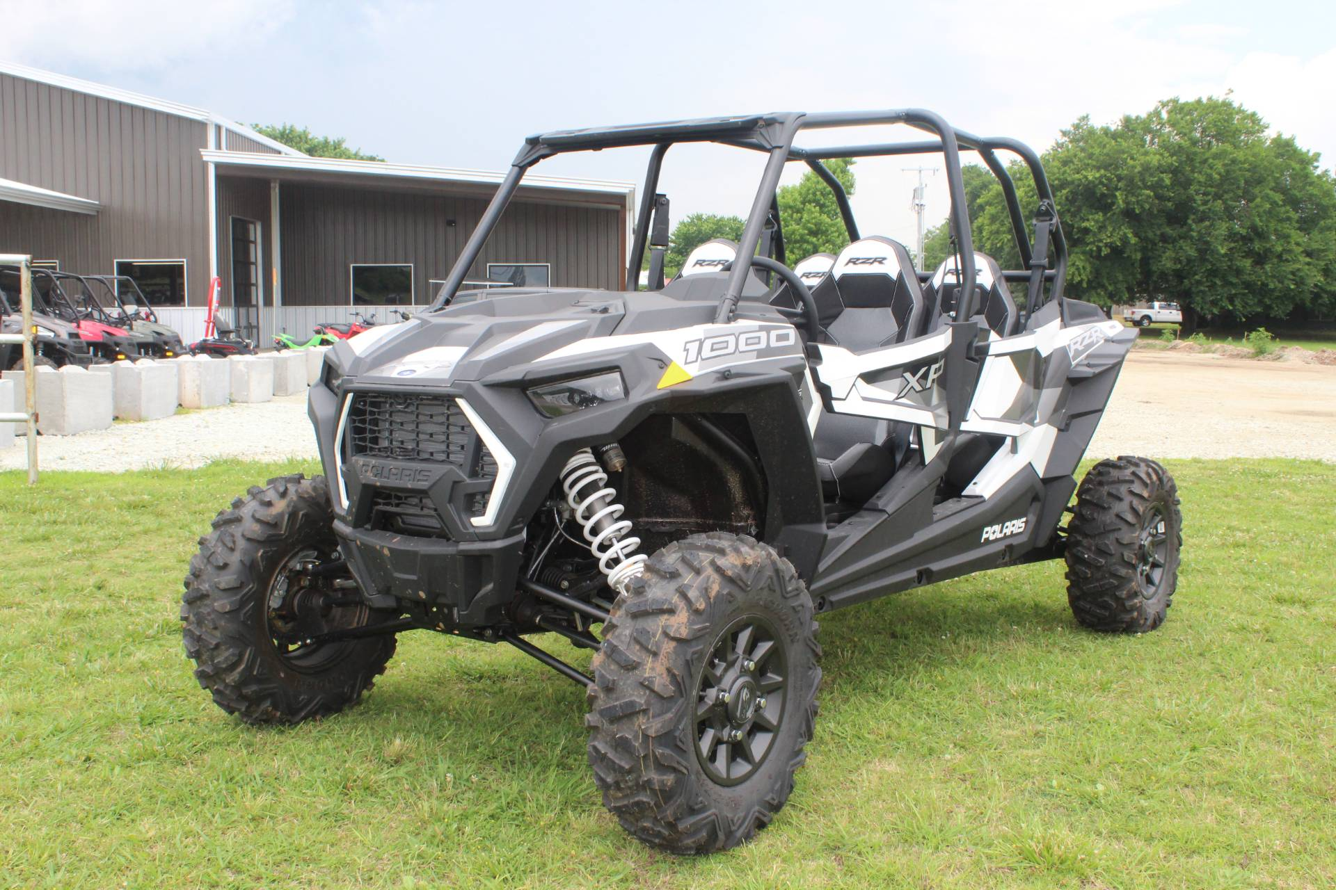 2019 Polaris RZR XP 4 1000 EPS in Ada, Oklahoma - Photo 2