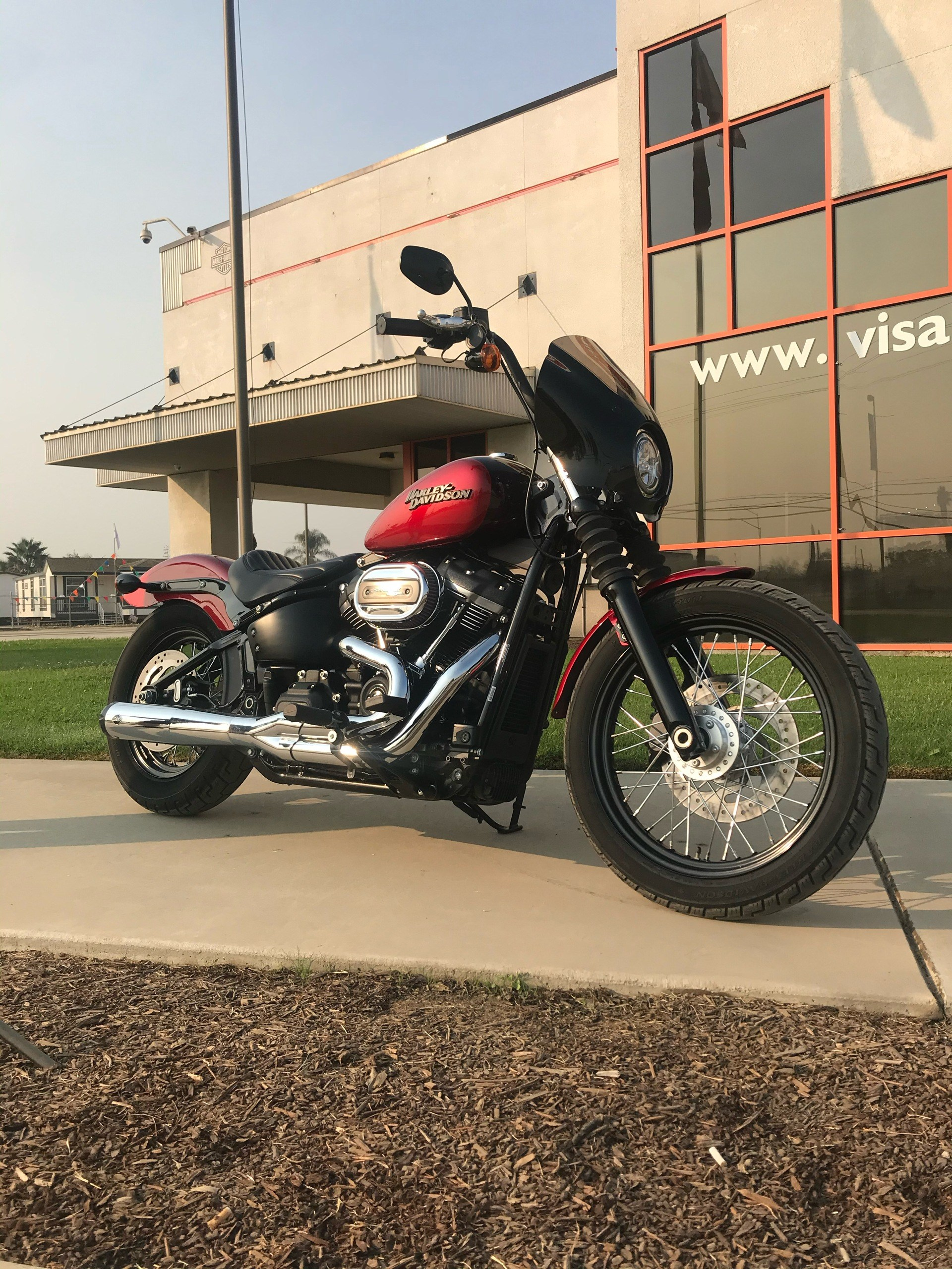 2019 Harley-Davidson Street Bob® in Visalia, California - Photo 2