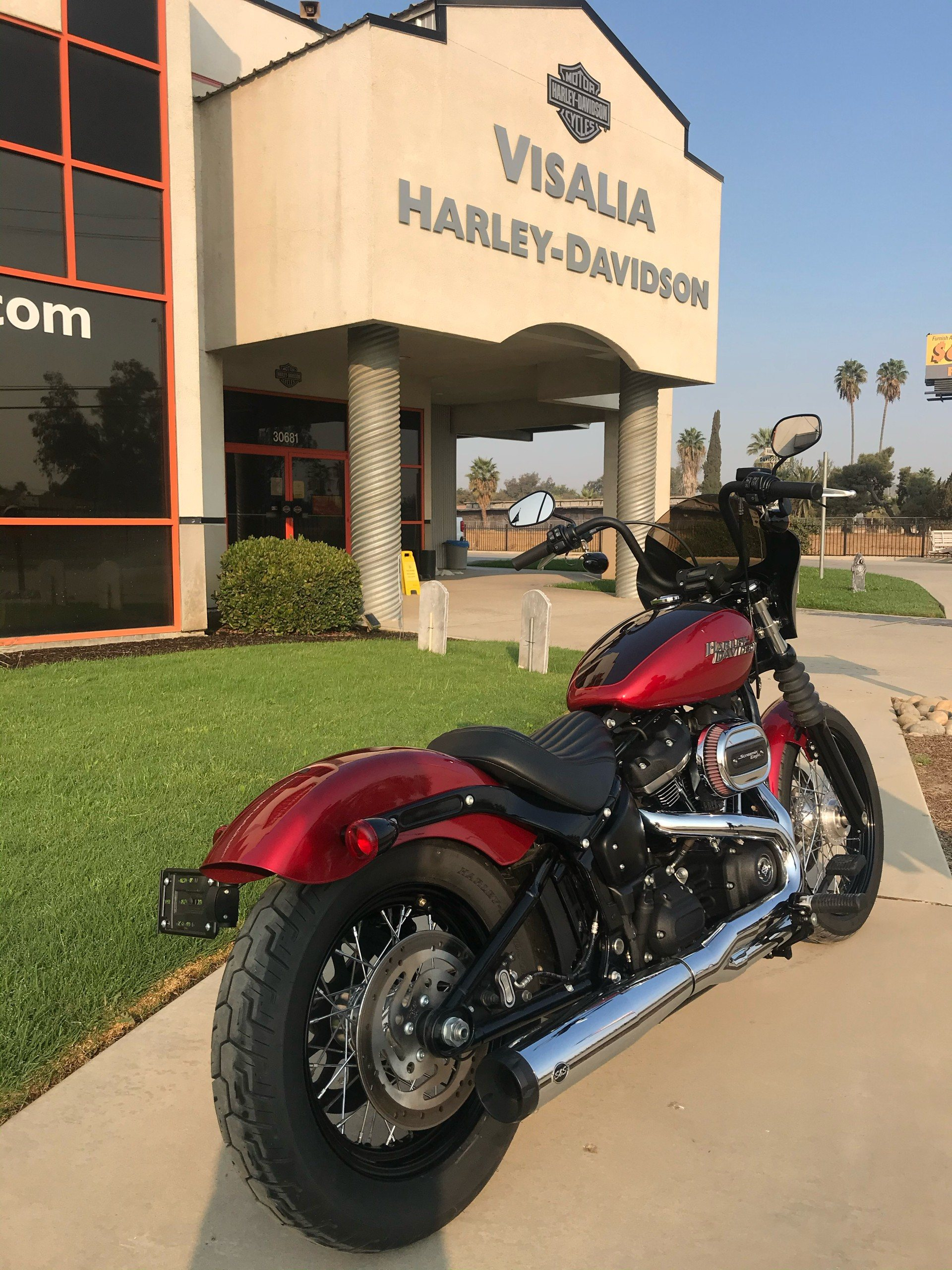 2019 Harley-Davidson Street Bob® in Visalia, California - Photo 3