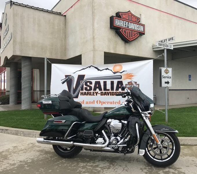 2015 Harley-Davidson Ultra Limited in Visalia, California - Photo 1