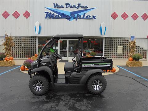 2017 Kawasaki Mule SX 4x4 XC SE in South Haven, Michigan
