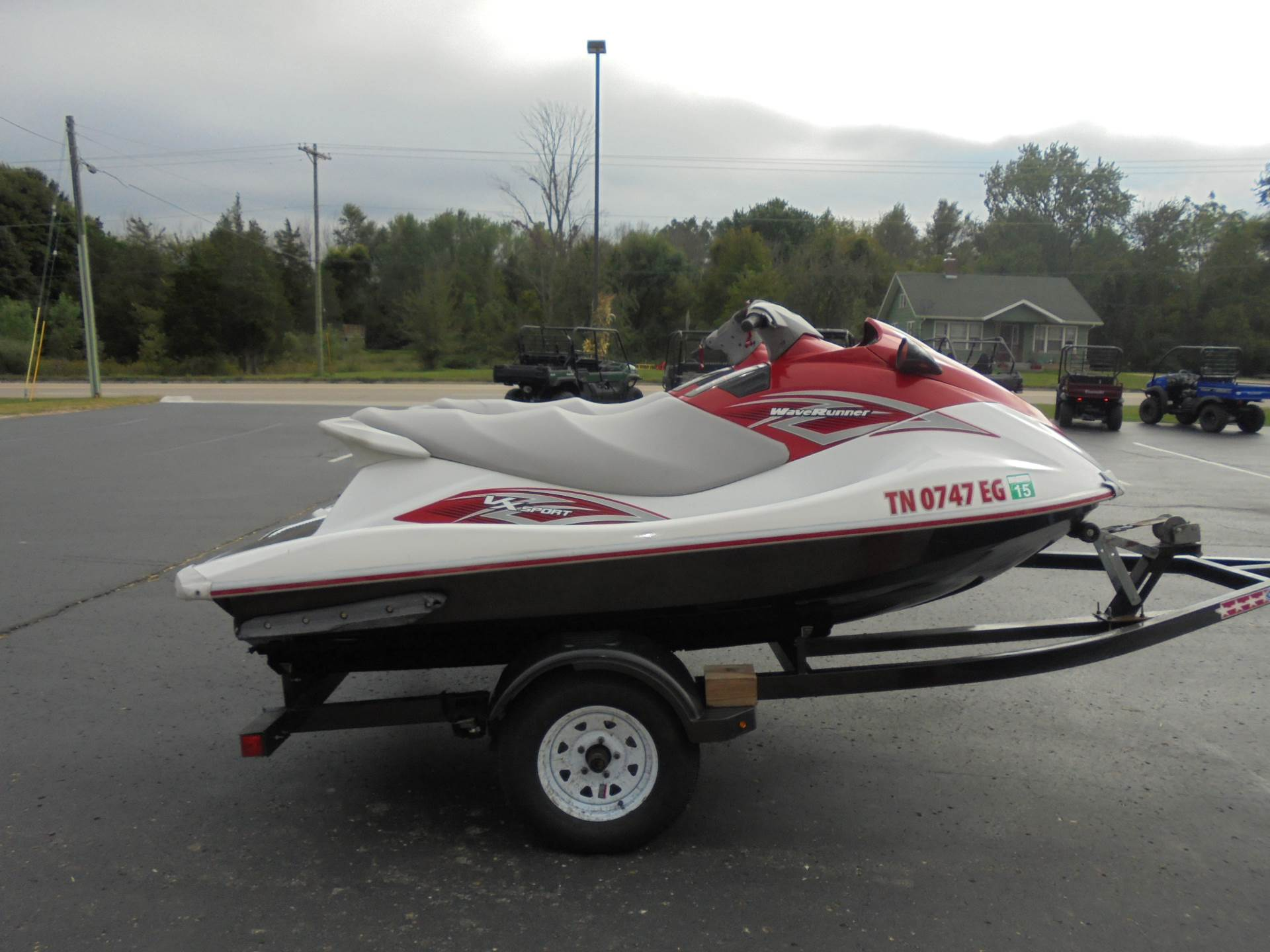 2011 Yamaha VX™ Sport in South Haven, Michigan - Photo 1
