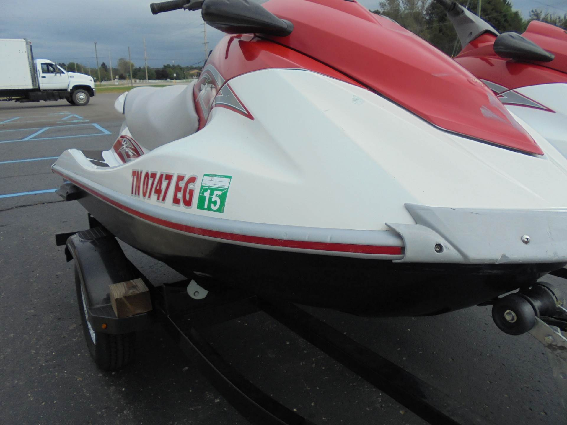2011 Yamaha VX™ Sport in South Haven, Michigan - Photo 3