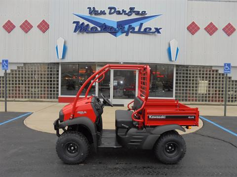 2017 Kawasaki Mule SX 4x4 SE in South Haven, Michigan