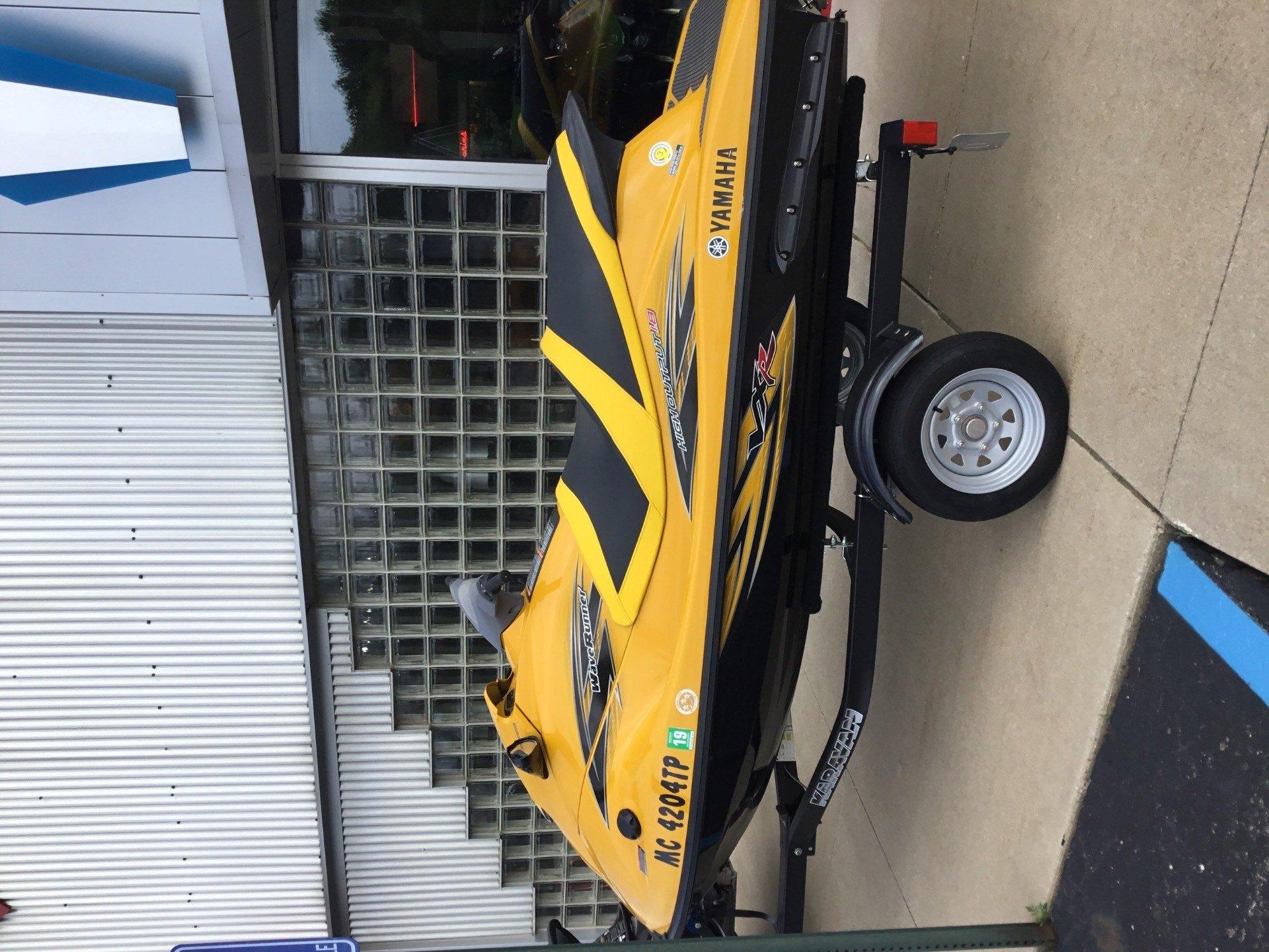 2013 Yamaha VXR for sale 199592