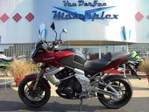 2011 Kawasaki Versys® in South Haven, Michigan