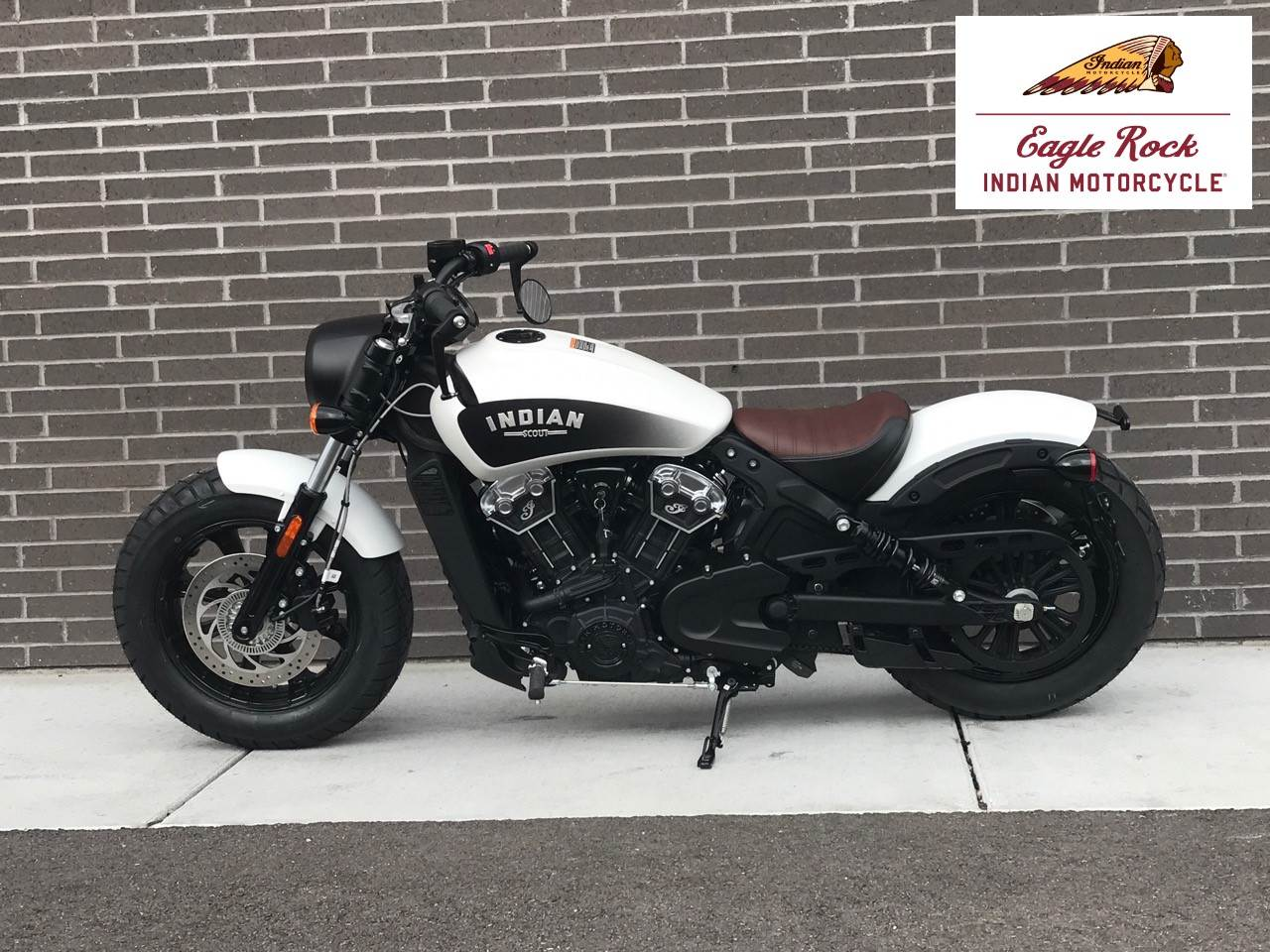 2020 Indian Scout Bobber ABS 1