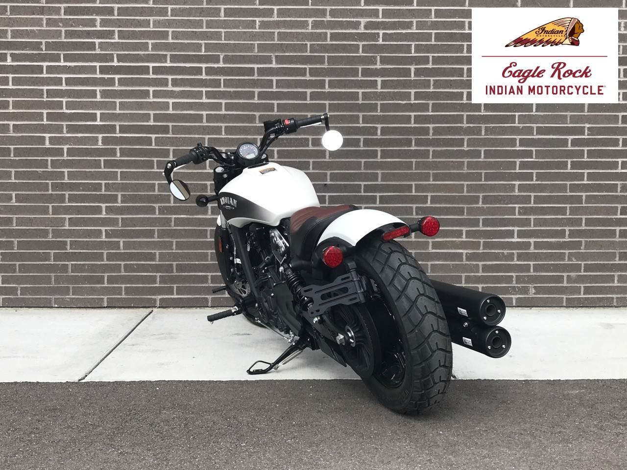 2020 Indian Scout Bobber ABS 7