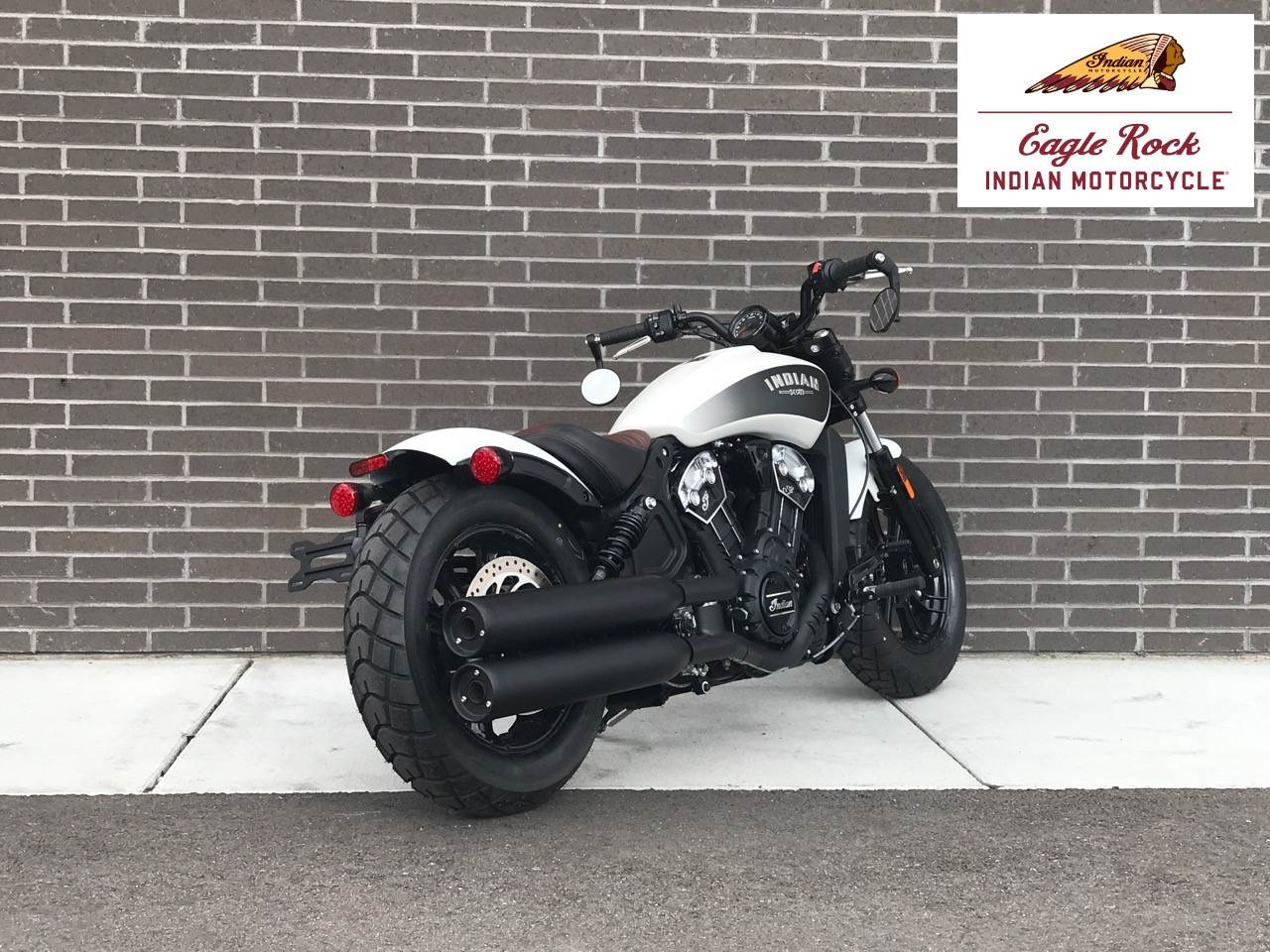 2020 Indian Scout Bobber ABS 4