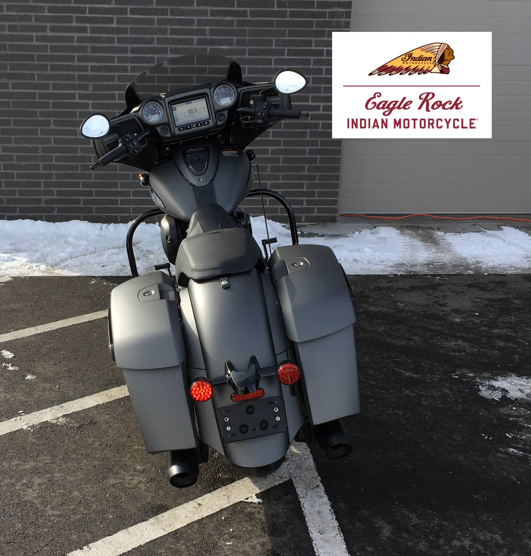 2020 Indian Chieftain® Dark Horse® in Idaho Falls, Idaho - Photo 9