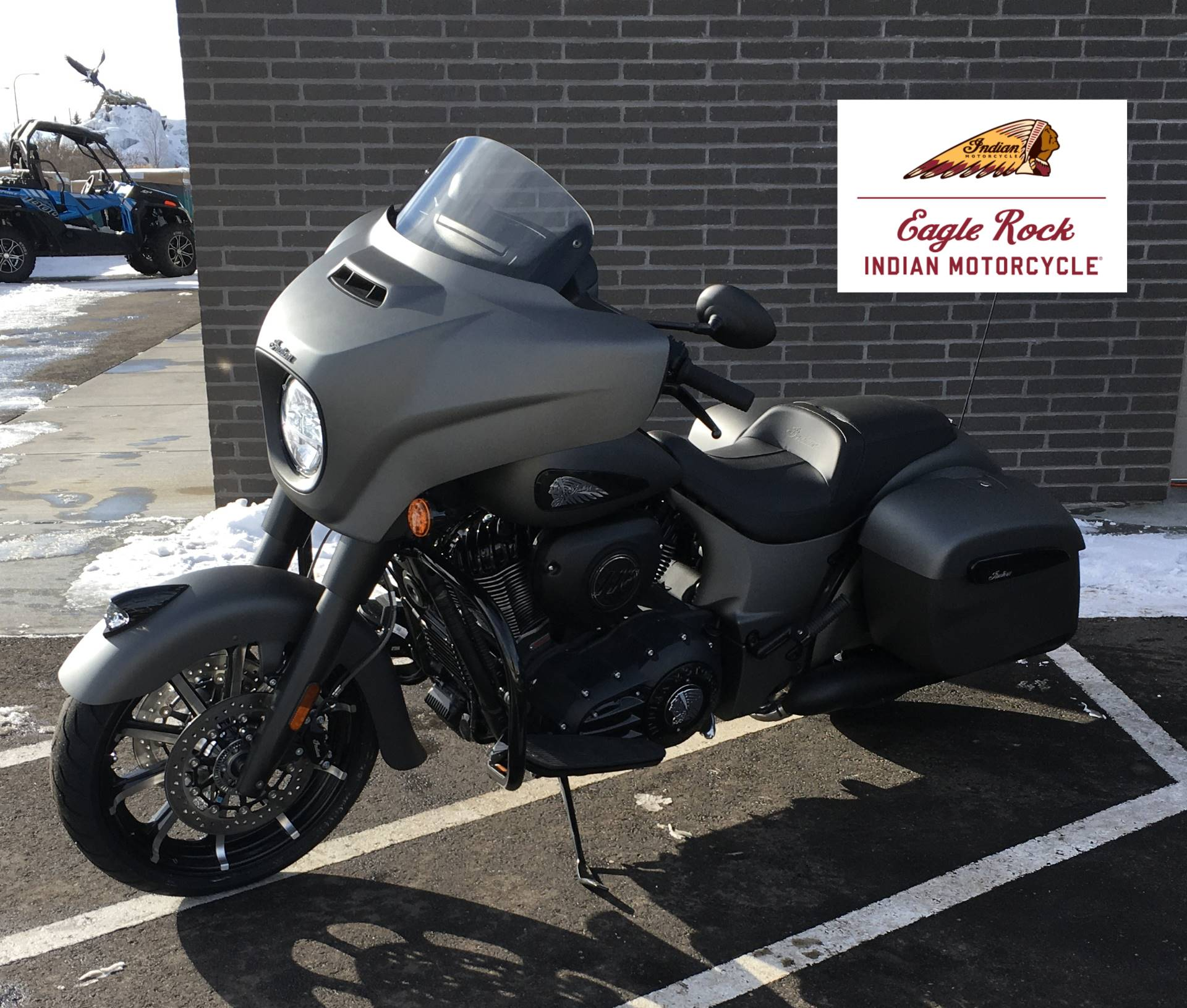 2020 Indian Chieftain® Dark Horse® in Idaho Falls, Idaho - Photo 6