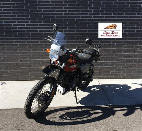 2021 Royal Enfield Himalayan 411 EFI ABS in Idaho Falls, Idaho - Photo 8