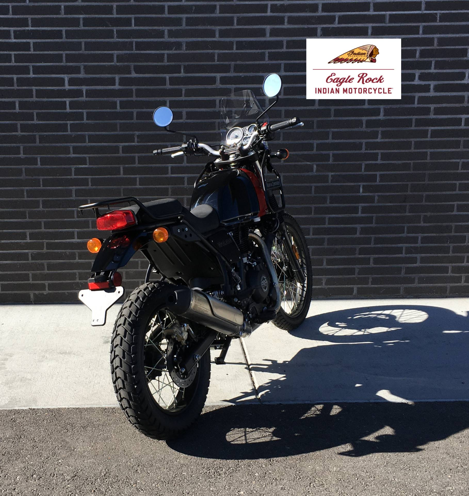 2021 Royal Enfield Himalayan 411 EFI ABS in Idaho Falls, Idaho - Photo 4