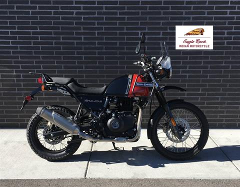 2021 Royal Enfield Himalayan 411 EFI ABS in Idaho Falls, Idaho - Photo 5