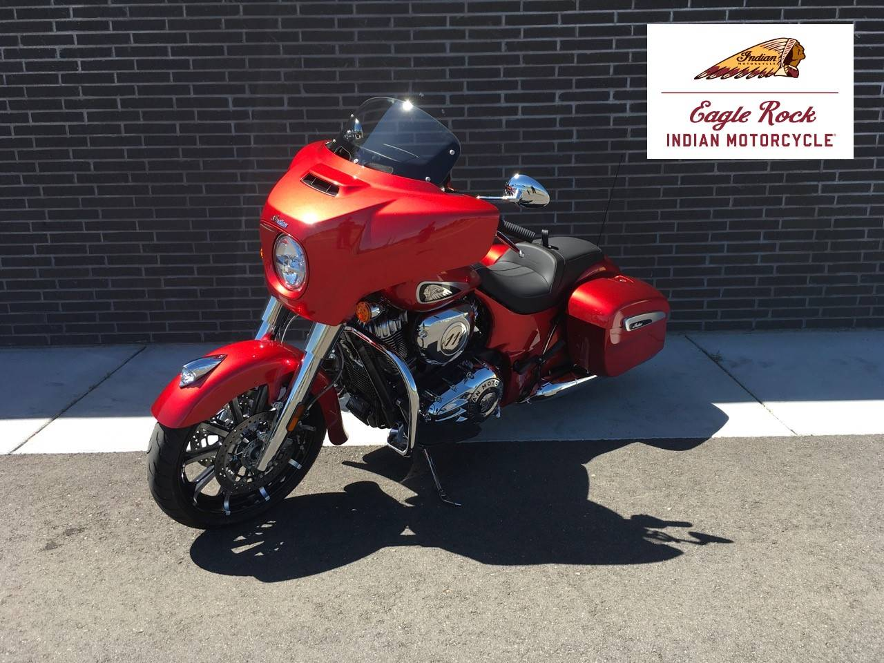 2019 Indian Chieftain® Limited ABS in Idaho Falls, Idaho - Photo 8